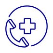 Icon for medical assistance
